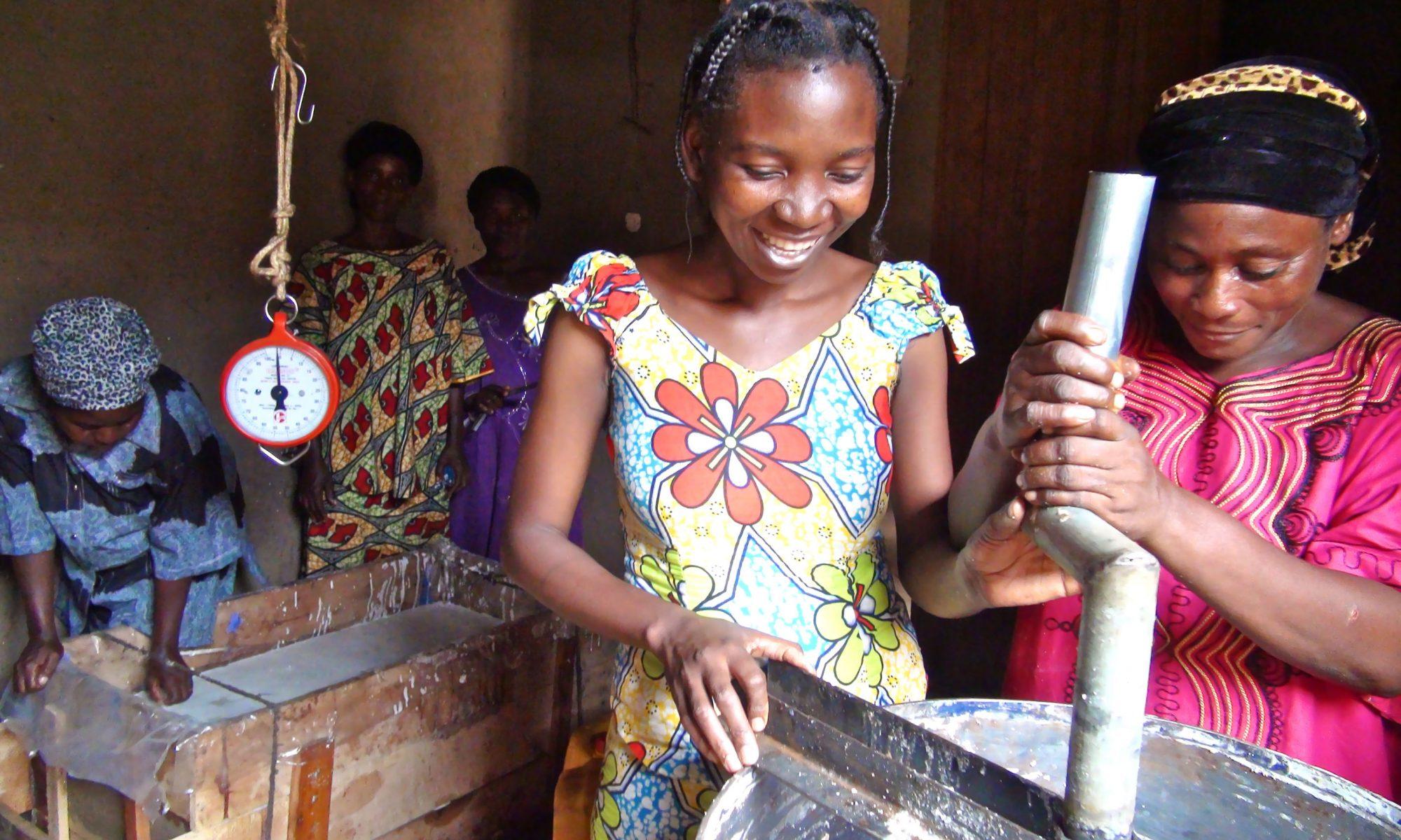 Mujeres emprendedoras RDC_UNDP_CC BY SA 20